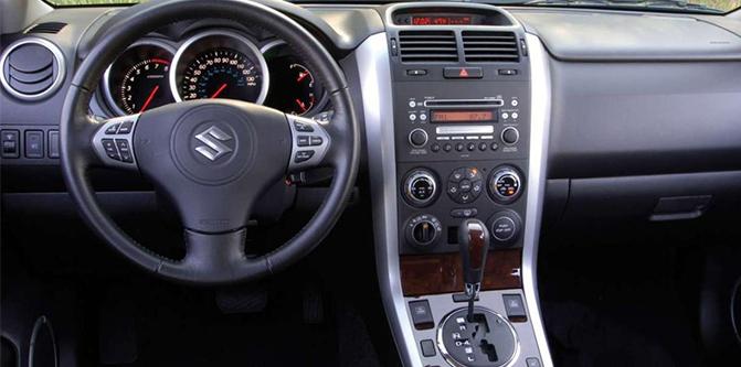 Suzuki Escudo 3 Doors