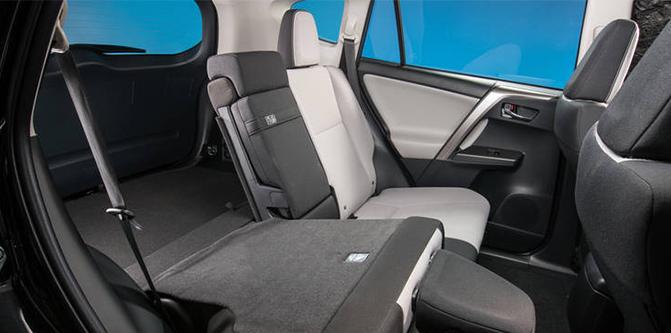 Toyota RAV4 5 Doors
