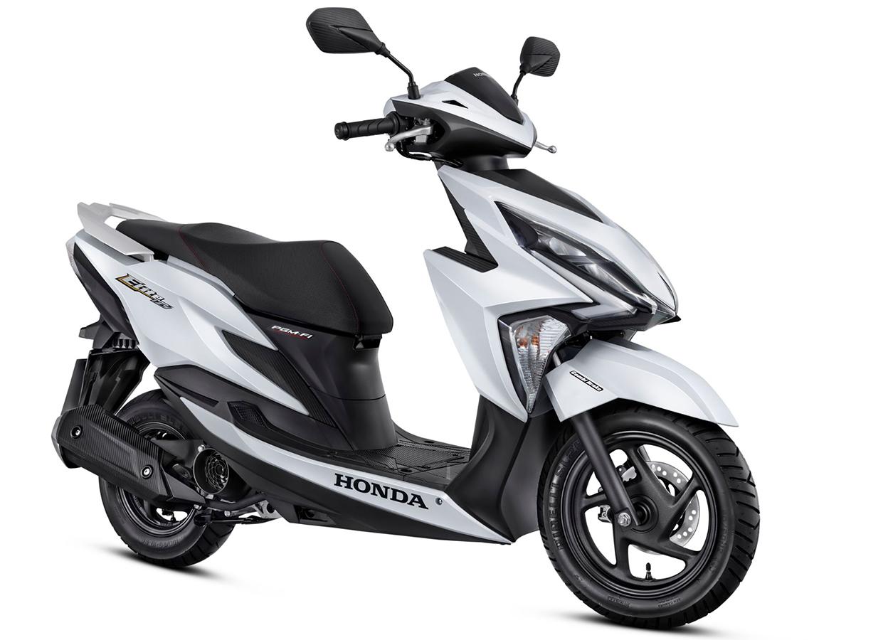 Ola Zanzibar Scooter Rental - Honda Elite