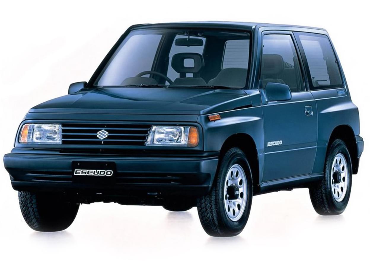 Ola Zanzibar Car Rental - Suzuki Escudo 3 Doors