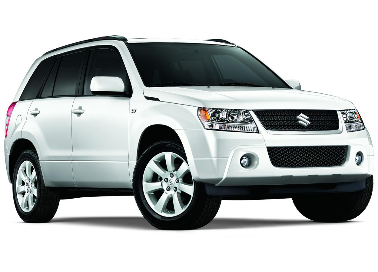 Ola Zanzibar Car Rental - Suzuki Grand Vitara