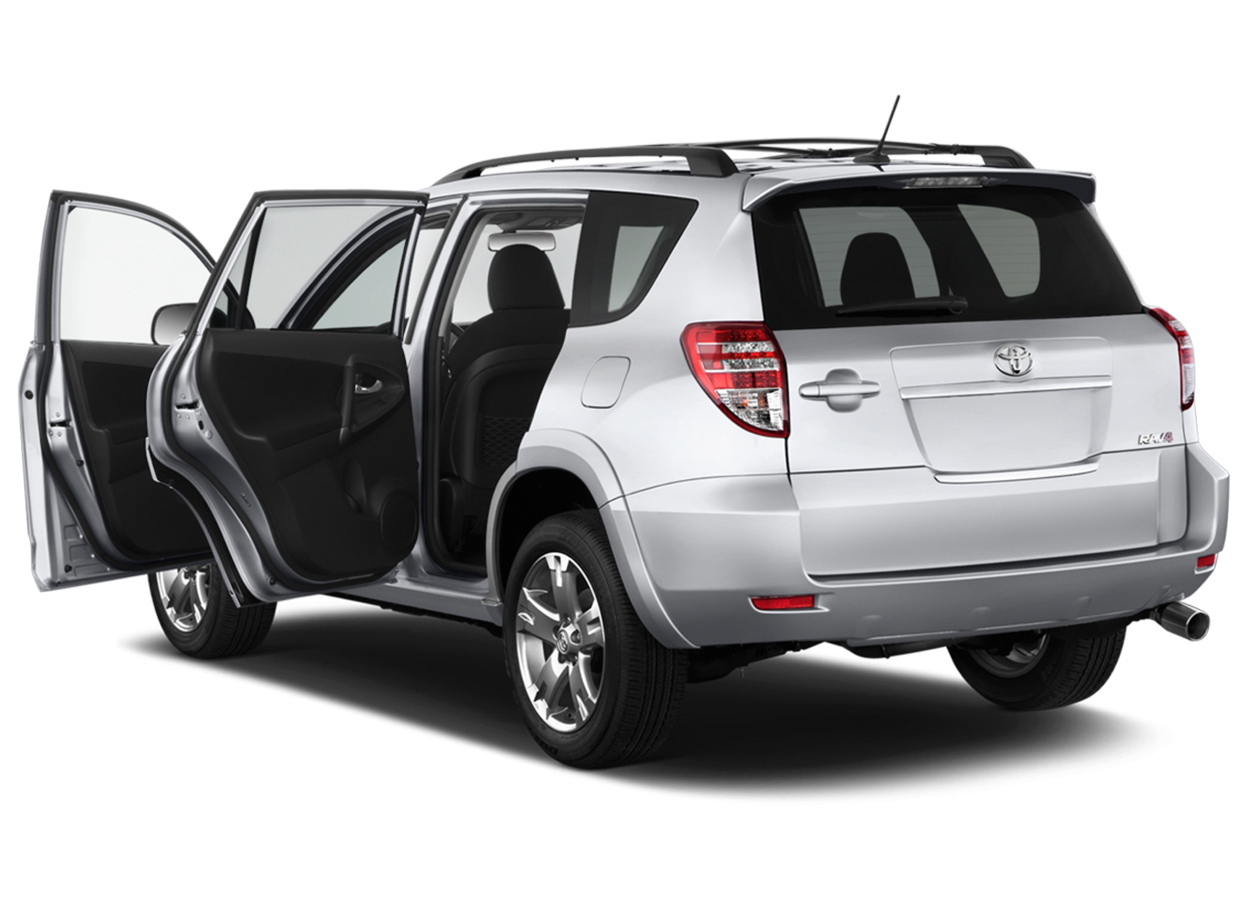 Ola Zanzibar Car Rental - Toyota RAV4 5 Doors