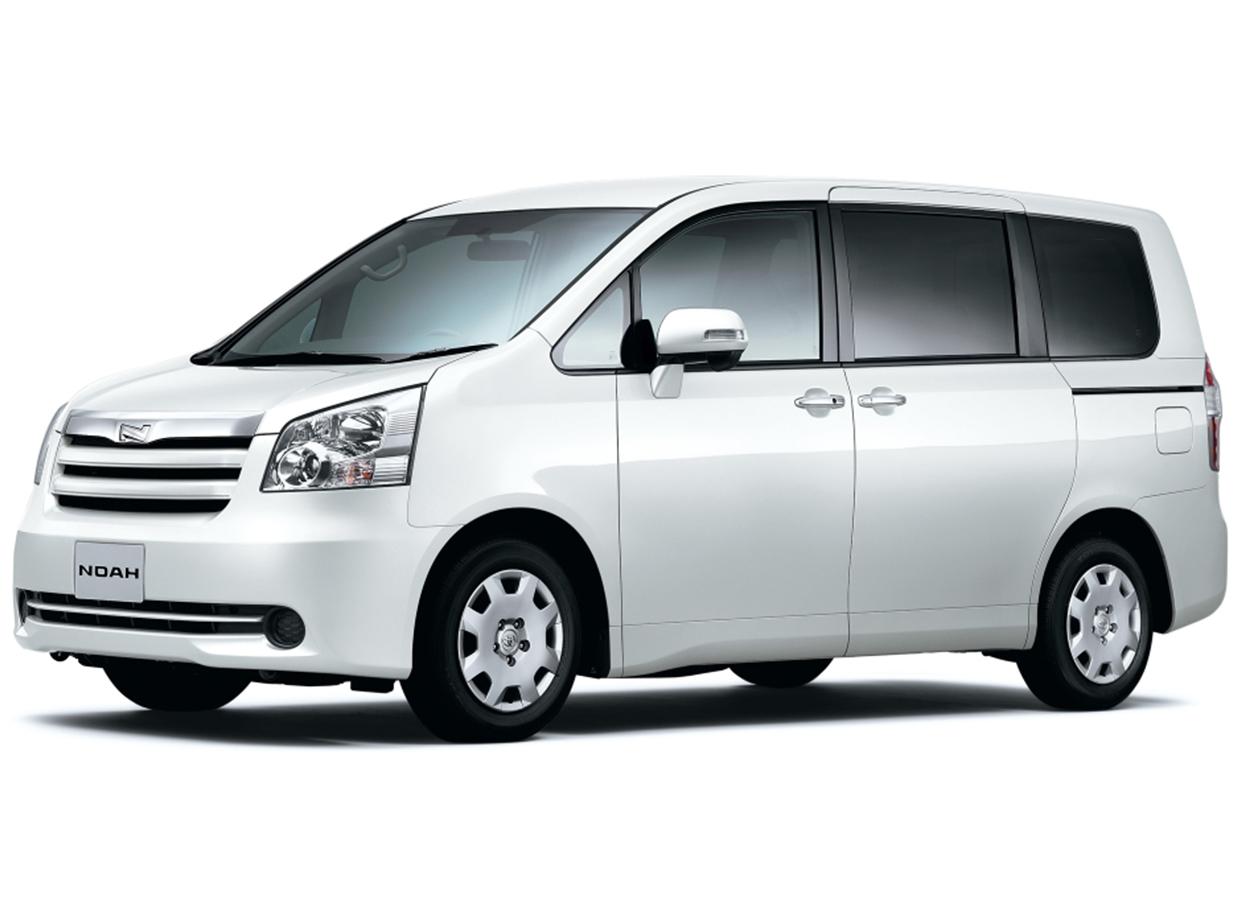 Ola Zanzibar Car Rental - Toyota Townace Noah